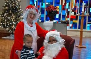 Breakfast with Santa 2014