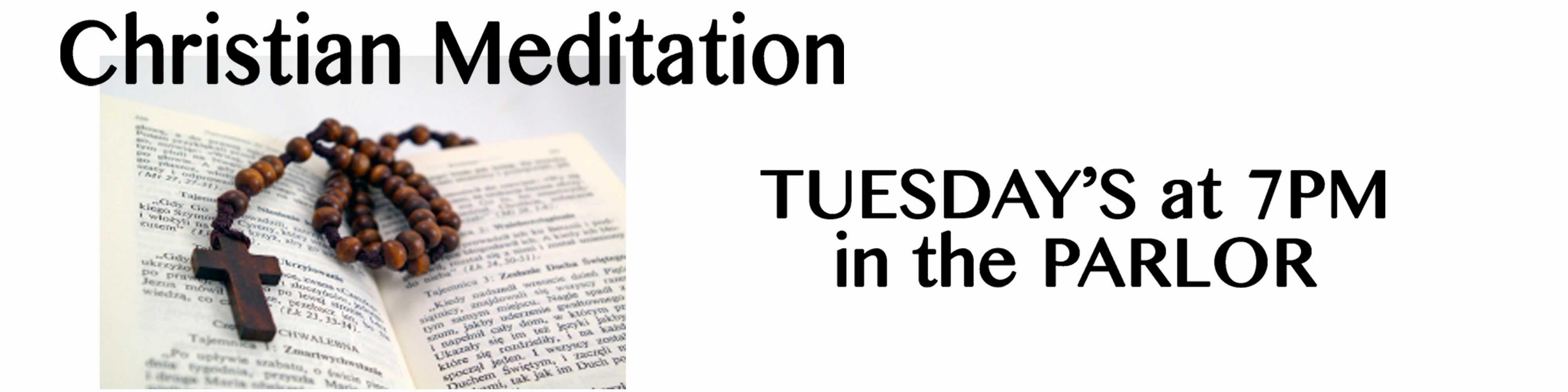 christian meditation_banner