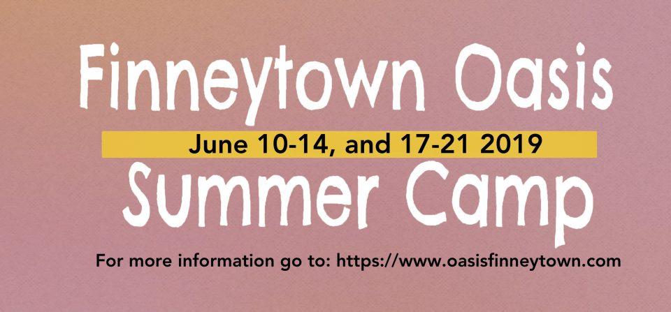 Finneytown Oasis Summer Camp 2019